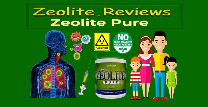 micronized zeolite